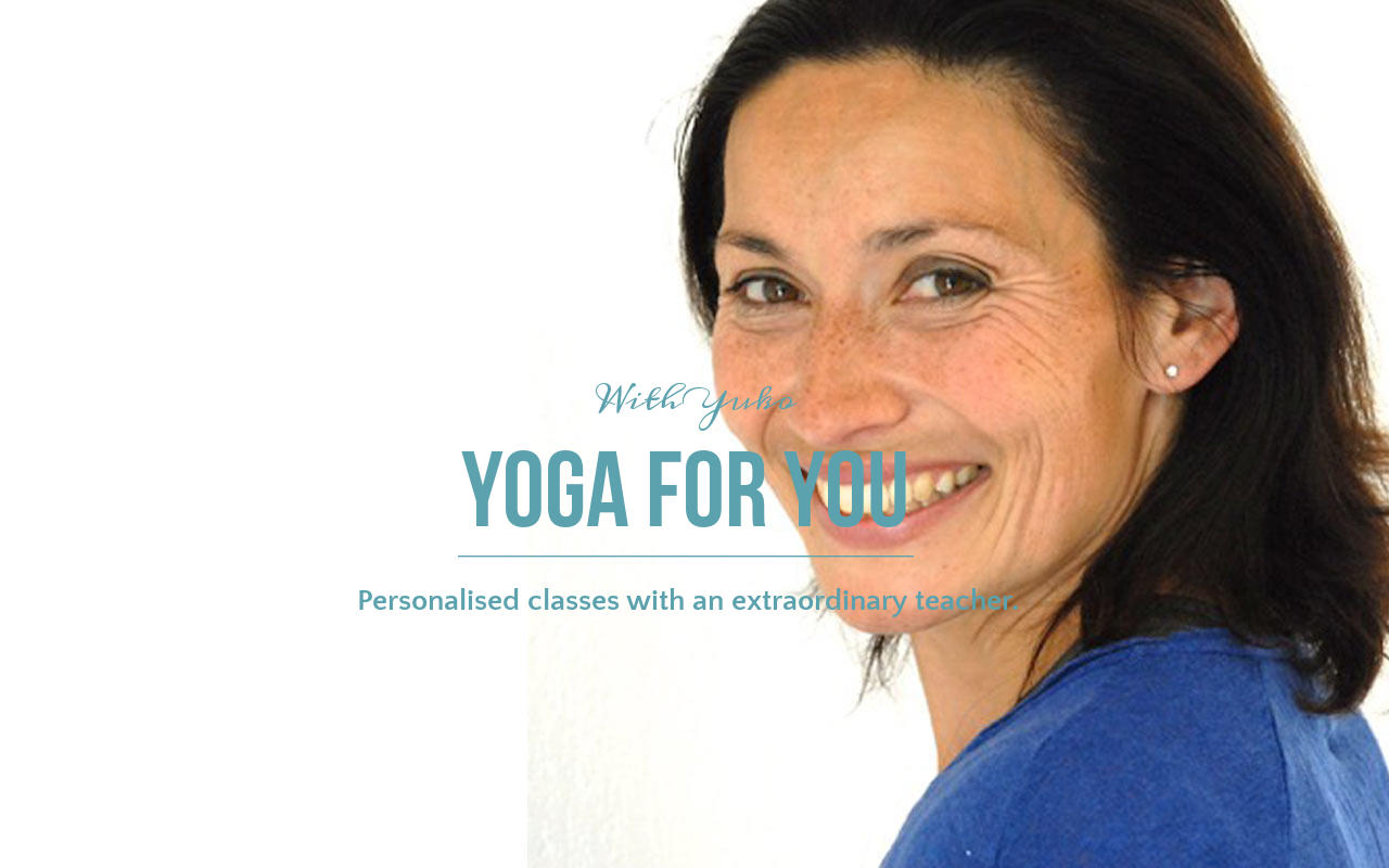 Yuko Yoga Private Class Cote Azur French Riviera